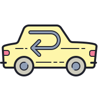 Air Recirculation icon