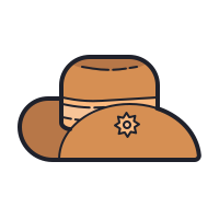 Anzac Slouch Hat icon