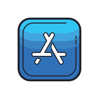App Store de Apple icon