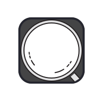 Apple Magnifier icon