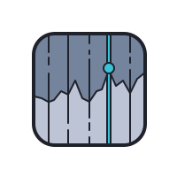 Apple Stocks icon