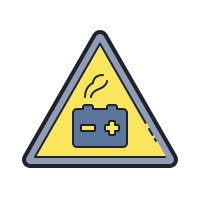Battery Charging Area icon
