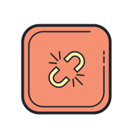 Broken Chain Link icon