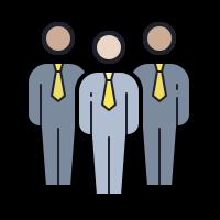 Unternehmensgruppe icon