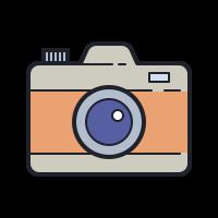 カメラ icon