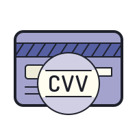 Card Verification Value icon