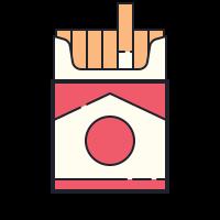 Cigarettes Pack icon