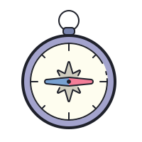 Compass West icon