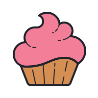 Confectionery icon