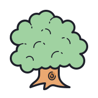 Oak Tree icon