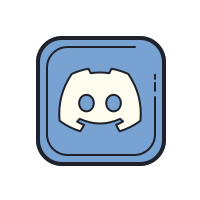 Discord Square icon