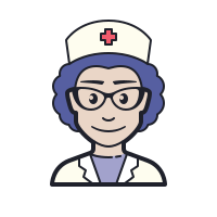 Doctor Female icon