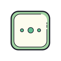 dots loading--v1 icon