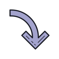 Downward Arrow icon