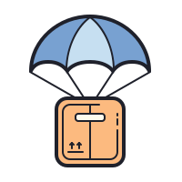 Drop Shipping icon