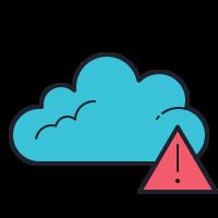 error cloud--v1 icon