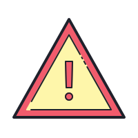 Caution Symbol icon
