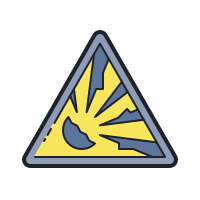 Explosive Materials icon
