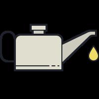 engine oil-level icon