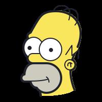 homer simpson icon