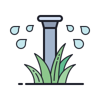 Garden Sprinkler icon