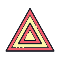 Hazard Warning Flasher icon