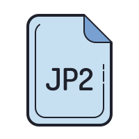 JP2 icon