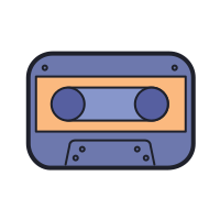 Magnetic Tape icon