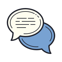 Messaging icon