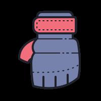 MMA Fighter Glove icon