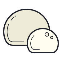 Mozzarella icon