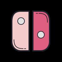 Nintendo Switch Logo icon