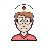 Nurse Male icon