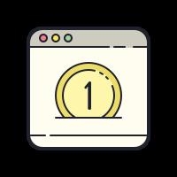 Pago en línea icon