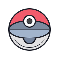 Open Pokeball icon