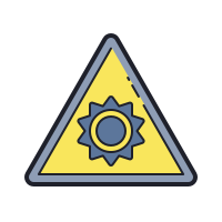 Optical Radiation icon