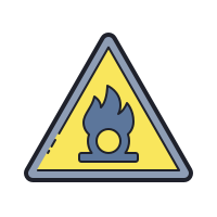 Oxidizing Substance icon