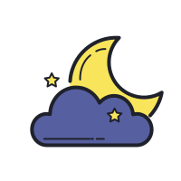 Nighttime icon