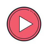 Play Button Circled icon