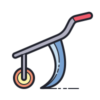 Plow icon