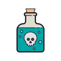 Poison Bottle icon