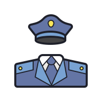 Police Uniform icon