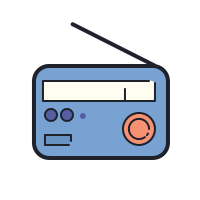 Retro Radio icon