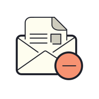 Remove Mail icon