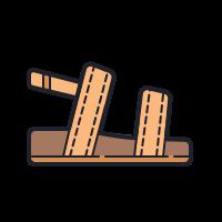 Sandals icon