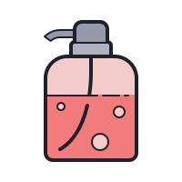 Dispenser di sapone icon