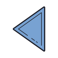 Black Triangle icon