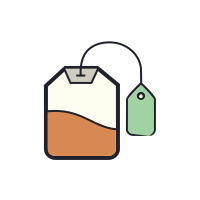 Tea Bag icon