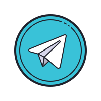 Telegramm-App icon