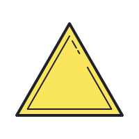 Triangolo icon